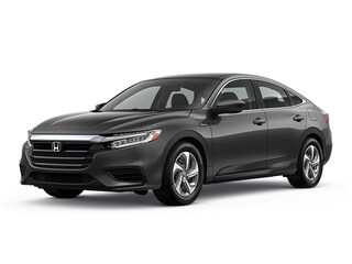 New 2019 Honda Insight EX Sedan 4118E for Sale in Smithtown, NY, at Nardy Honda Smithtown