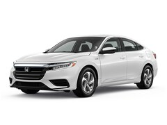 New 2019 Honda Insight EX Sedan in Nampa at Tom Scott Honda