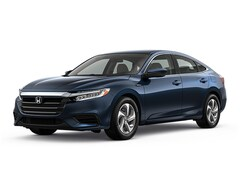 New 2019 Honda Insight LX CVT Sedan in Montgomery, AL