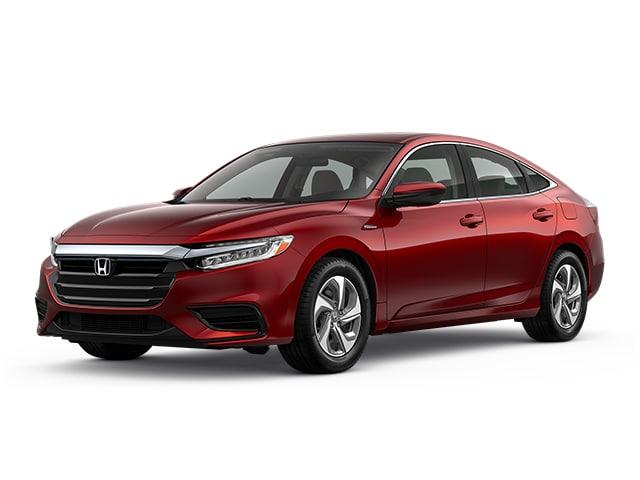 2019 Honda Insight LX Sedan continuously variable automatic
