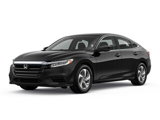 New 2019 Honda Insight LX Sedan 00190238 near Harlingen, TX