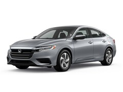 New 2019 Honda Insight LX Sedan 38528 near Honolulu