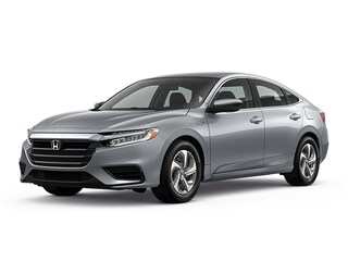 New 2019 Honda Insight LX Sedan 00190634 near Harlingen, TX