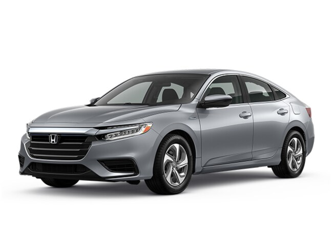 New 2019 Honda Insight LX Sedan Near Bridgeport