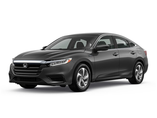 New 2019 Honda Insight LX Sedan for sale in Charlottesville