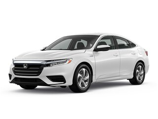 New 2019 Honda Insight LX Sedan 00190282 near Harlingen, TX