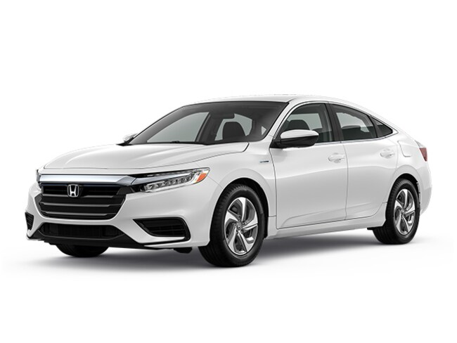 New 2019 Honda Insight LX Sedan in Honolulu