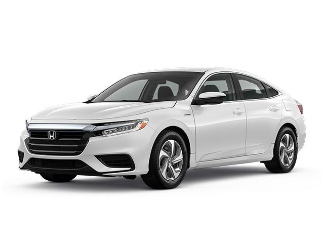 2019 Honda Insight LX CVT Car