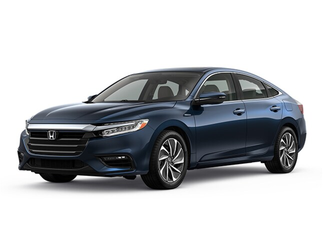 New 2019 Honda Insight Sedan Touring Near Seattle