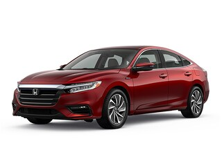 New 2019 Honda Insight Touring Sedan Hopkins