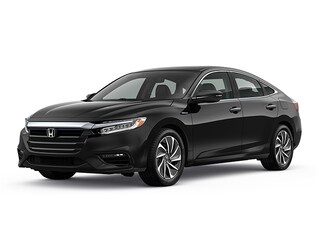 New 2019 Honda Insight Touring Sedan 00H90166 near San Antonio