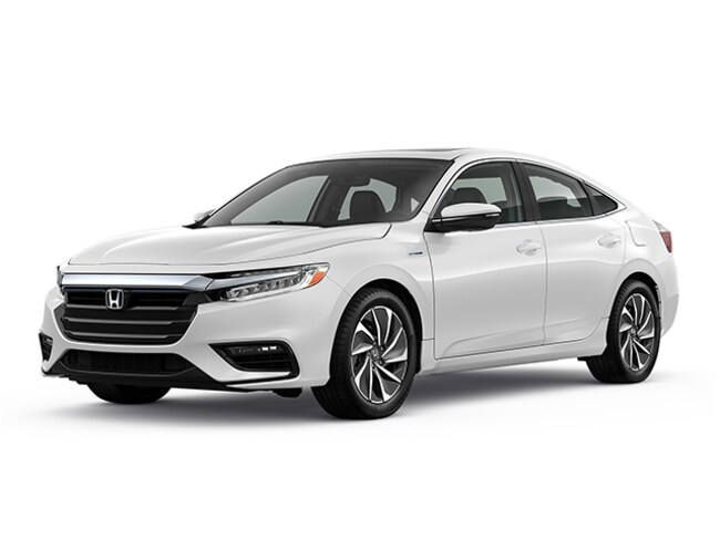 New 2019 Honda Insight Touring Sedan 19XZE4F93KE001322 for sale in Davis, CA near Sacramento