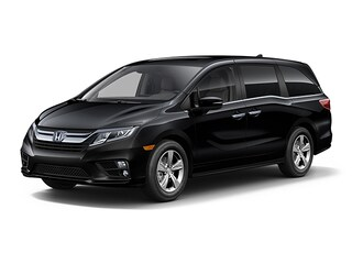 New 2019 Honda Odyssey EX-L Van Passenger Van for sale near you in Bloomfield Hills, MI