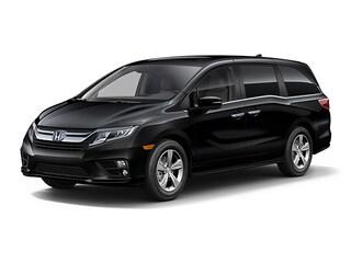 New 2019 Honda Odyssey EX-L Van K074987 for Sale in Morrow at Willett Honda South