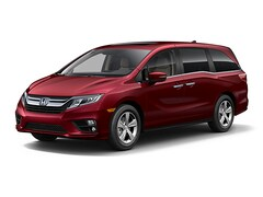 New 2019 Honda Odyssey EX-L Van 5FNRL6H79KB011134 for sale in Terre Haute at Thompson's Honda