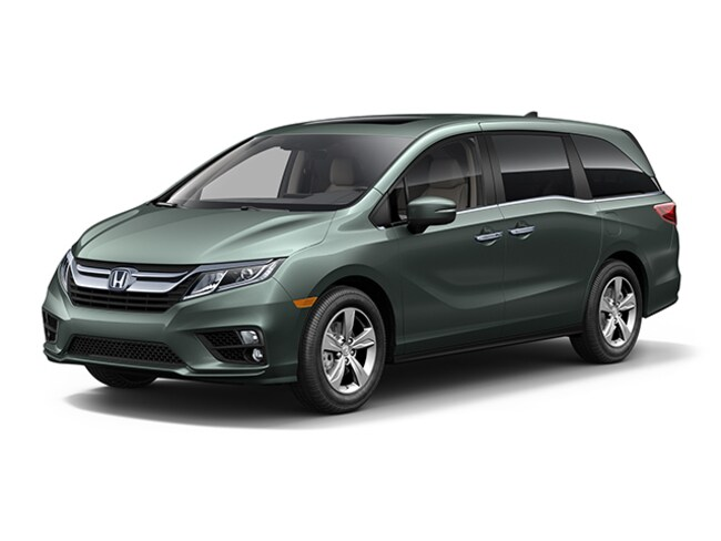 New 2019 Honda Odyssey EX-L Van for sale in Charlottesville