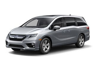 New 2019 Honda Odyssey EX-L Minivan/Van 5FNRL6H71KB049716 for sale in Latham, NY at Keeler Honda