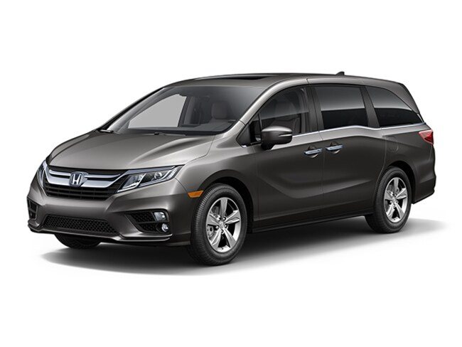 New 2019 Honda Odyssey EX-L Van in the Bay Area