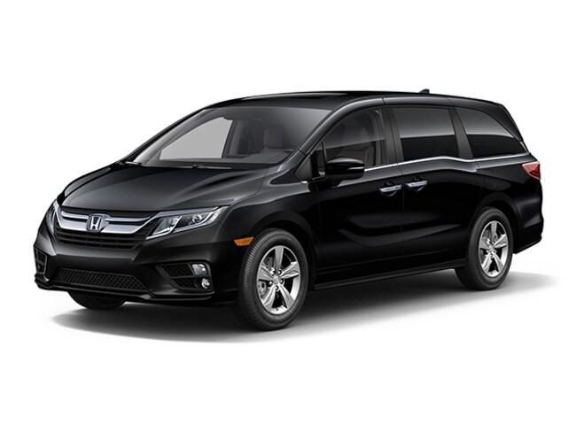 New 2019 Honda Odyssey EX-L w/Navigation & RES Van in Rancho Santa Margarita, CA