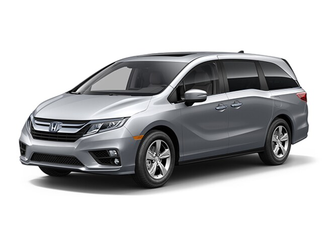 New Honda vehicle 2019 Honda Odyssey EX-L Van for sale near you in Scranton, PA