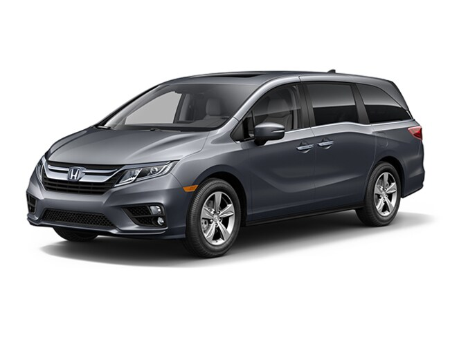2019 Honda Odyssey EX-L w/Navi/RES Auto Mini-van, Passenger for sale in Downington, PA at Roberts Honda
