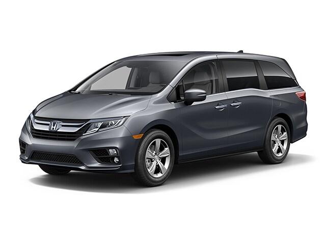 2019 Honda Odyssey EX L W/Navigation U0026 RES Van
