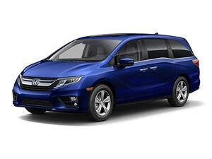 2019 Honda Odyssey EX-L w/Navigation & RES