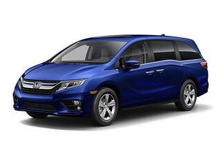 2019 Honda Odyssey EX-L w/Navigation and Rear Entertainment System Minivan/Van