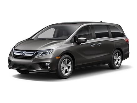 2019 Honda Odyssey EX L W Navigation RES Van