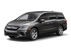 New 2019 Honda Odyssey EX-L w/Navigation & RES Van Westborough