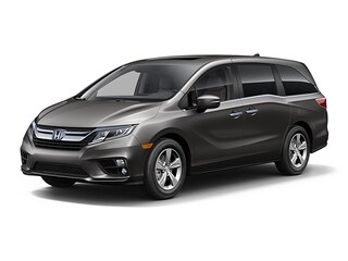 New Honda vehicles 2019 Honda Odyssey EX-L Van for sale near you in Columbus, OH