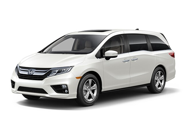 New 2019 Honda Odyssey EX-L w/Navigation & RES EX-L w/Navi/RES Auto For Sale in Merrillville, IN