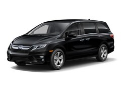 New 2019 Honda Odyssey EX Van 5FNRL6H56KB008383 for Sale in Clinton Township at Jim Riehl's Friendly Honda