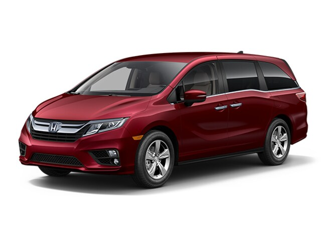 New 2019 Honda Odyssey EX Van for sale in Charlottesville