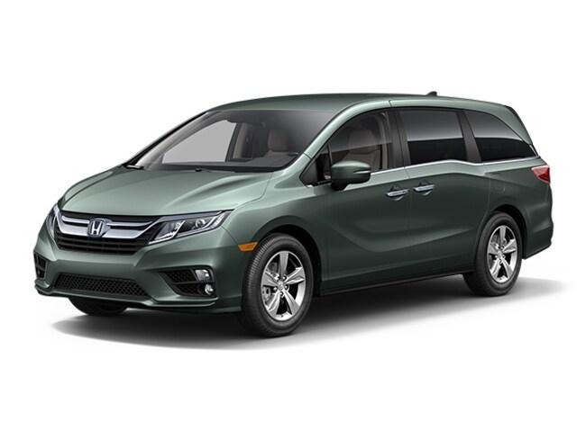 New 2019 Honda Odyssey EX Van in Honolulu
