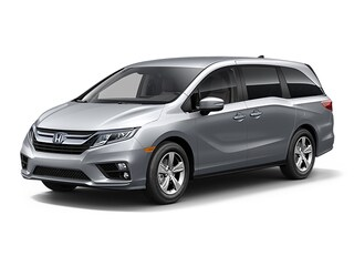 New 2019 Honda Odyssey EX Auto KB003186 for sale near Fort Worth TX