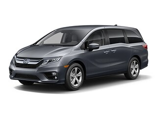 New Honda vehicles 2019 Honda Odyssey EX Van for sale near you in Boston, MA