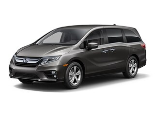New 2019 Honda Odyssey EX Van for sale in Stockton, CA at Stockton Honda