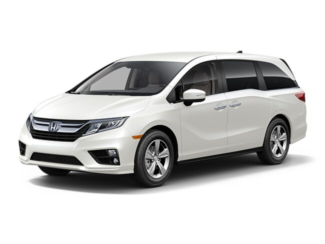 New Honda vehicle 2019 Honda Odyssey EX Van for sale near you in Pompton Plains, NJ