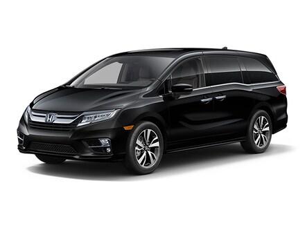 2019 Honda Odyssey Elite Van
