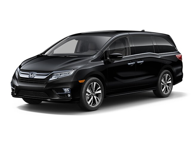 New 2019 Honda Odyssey Elite Van for sale in Houston