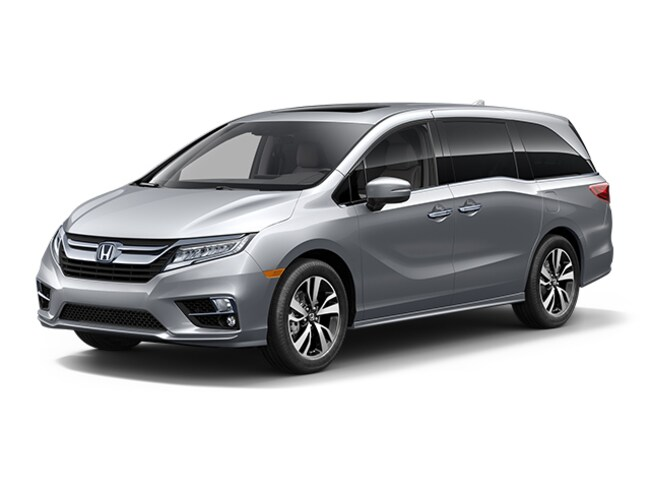 New 2019 Honda Odyssey Elite Van in Bakersfield, CA