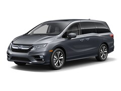 New 2019 Honda Odyssey Elite Van 190008 in Bakersfield, CA