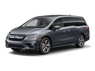 New 2019 Honda Odyssey Elite Van 00H90312 near San Antonio