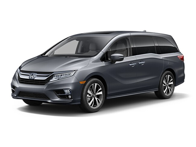 New 2019 Honda Odyssey Elite Van Near Bridgeport