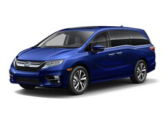 New 2019 Honda Odyssey Elite Van For Sale In Tipp City, OH