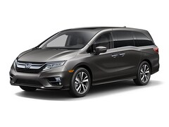 New 2019 Honda Odyssey Elite Van For Sale in Branford, CT