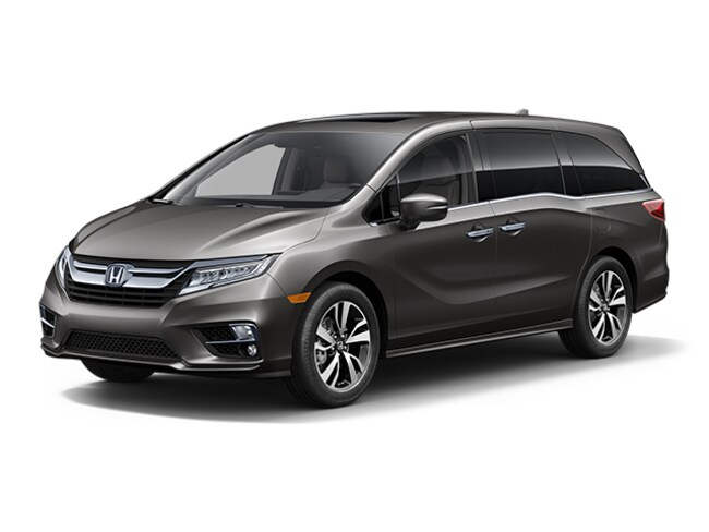 New 2019 Honda Odyssey Elite Van in Honolulu