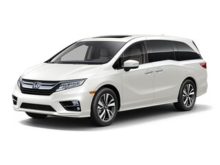 New 2019 Honda Odyssey Elite Van 00H90268 near San Antonio