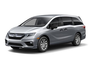 New 2019 Honda Odyssey LX Van for sale near you in Burlington MA